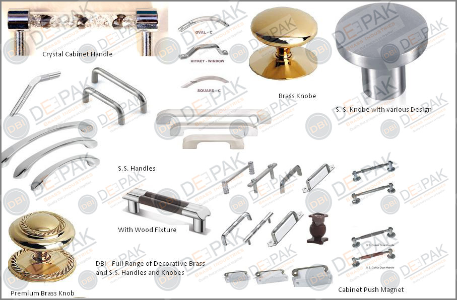Cabinet and Furniture Fittings